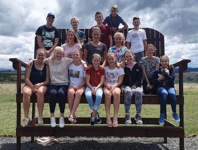 Christusgemeinde Kirchdorf - Teenagerlager 2020