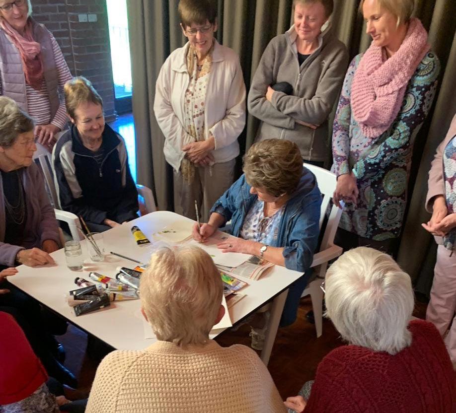 Gemeindebrief Kirchdorf Frauentreffen